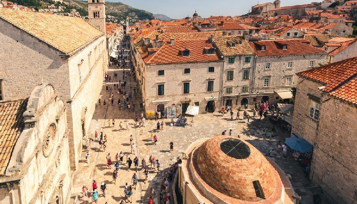 vakantie voor stelletjes naar Dubrovnik