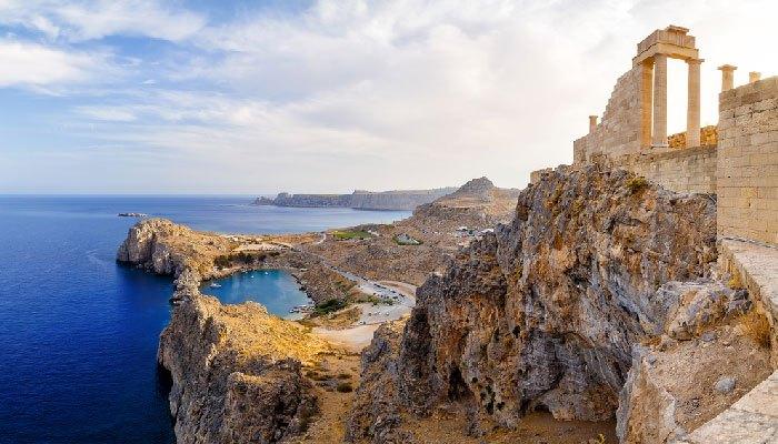 top 10 mooiste griekse eilanden rhodos