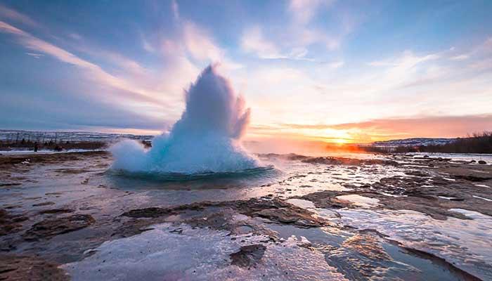 Bijzondere bestemmingen Europa IJsland