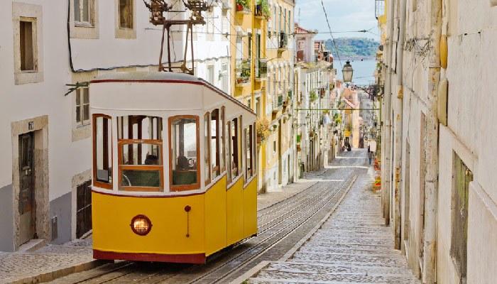 Mooiste steden Europa Lissabon