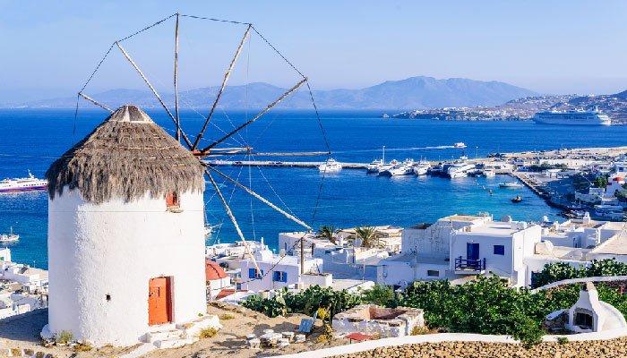 top 10 mooiste griekse eilanden mykonos