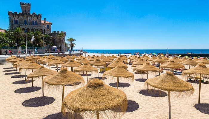Korte vakantie in Estoril