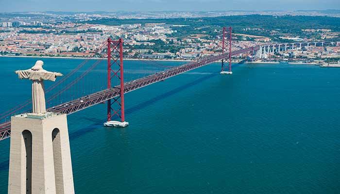 Mooiste steden Portugal Lissabon