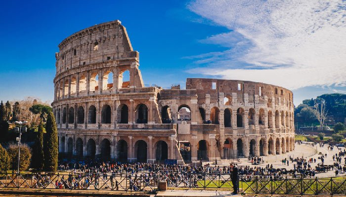 Mooiste steden van Europa Rome