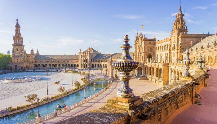 Mooiste Bestemmingen Europa Sevilla