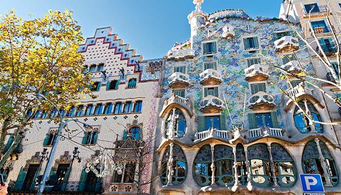 Mooiste steden Europa Barcelona