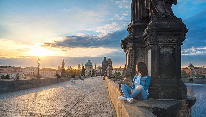 Korte vakantie in Praag