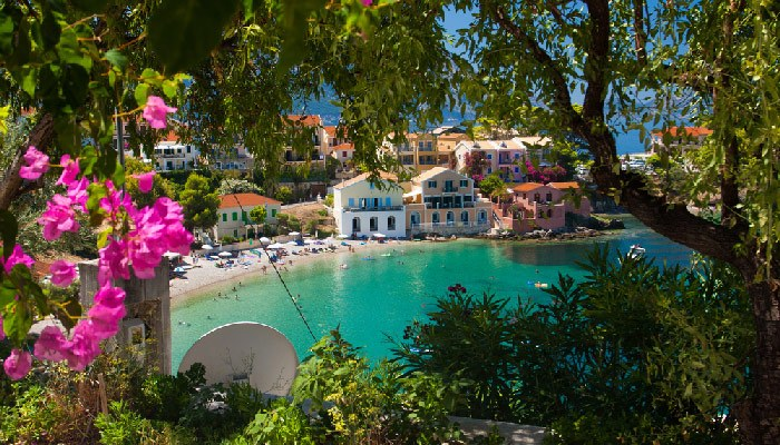 top 10 mooiste griekse eilanden kefalonia