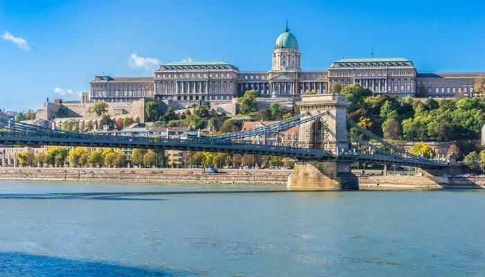 Mooiste steden van Europa Budapest