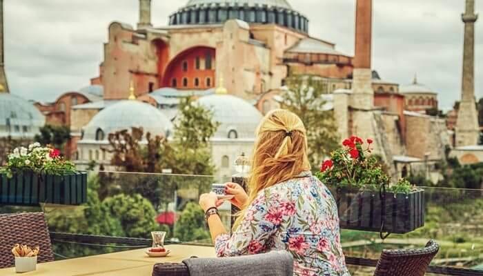 Mooiste steden van Europa Istanbul