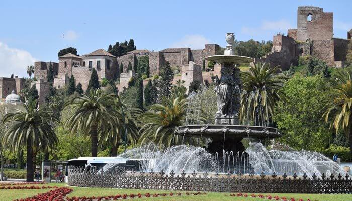 Mooiste steden van Europa malaga