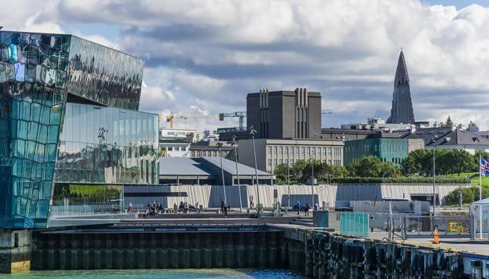 Mooiste steden van Europa reykjavik