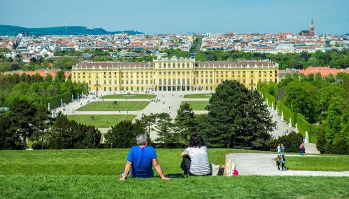 Mooiste steden van Europa wenen