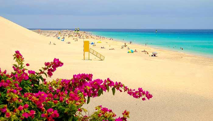 Canarische eilanden Fuerteventura