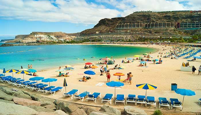 Canarische Eilanden Gran Canaria