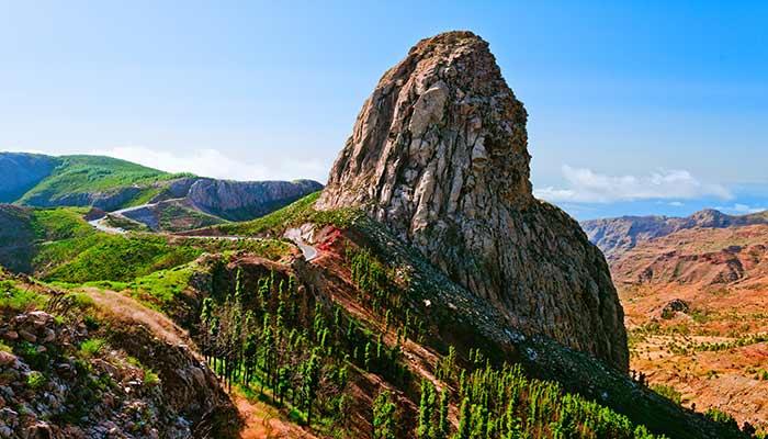 Canarische Eilanden La Gomera