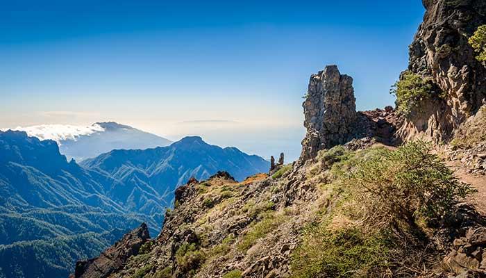 Canarische eilanden La Palma