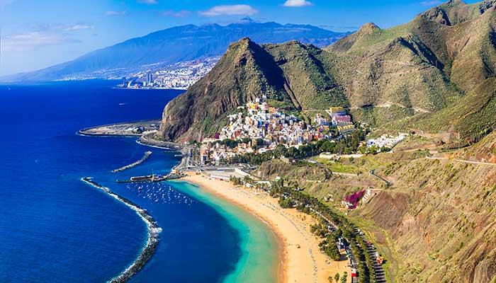 Canarische Eilanden Tenerife
