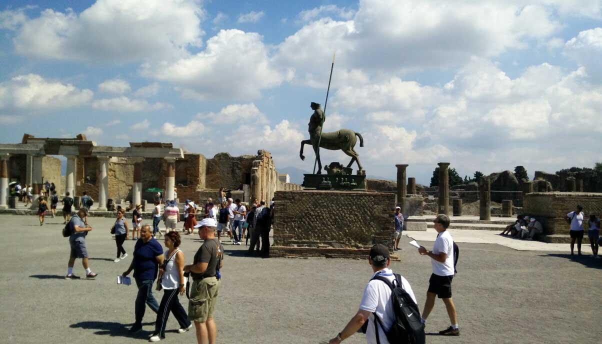 wat te doen in napels: pompeï