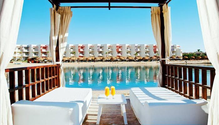 Sunrise Grand Select Crystal Bay Resort in Hurghada