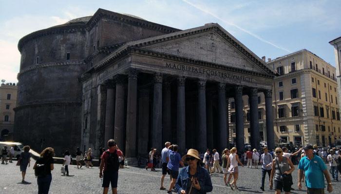 het pantheon