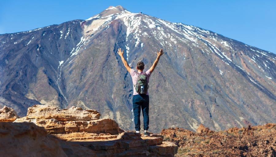 El Teide mooiste plek in spanje