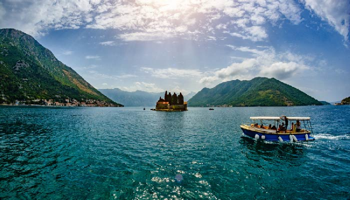 korte vakantie montenegro