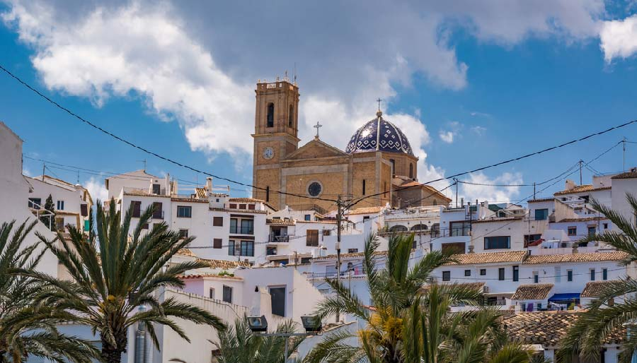 Altea mooiste plek in Spanje