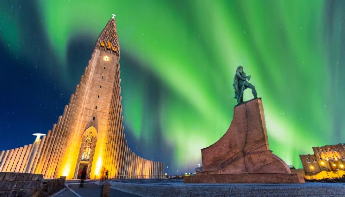 korte vakantie reykjavik