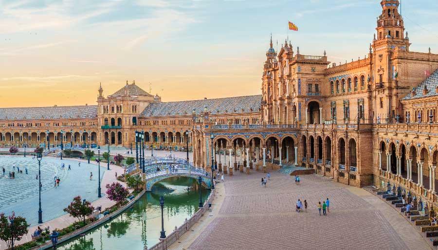 piazza de espana