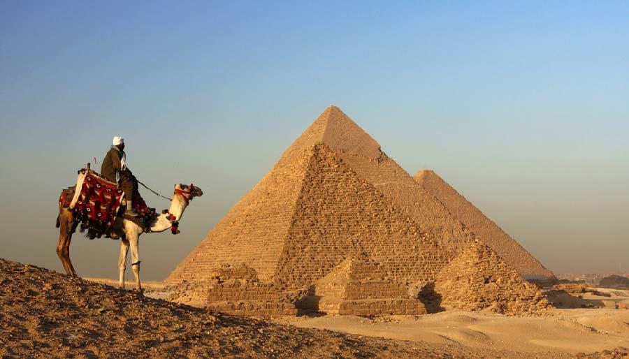 wintervakantie egypte