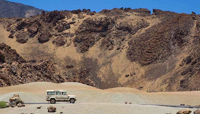 Jeep tour tenerife