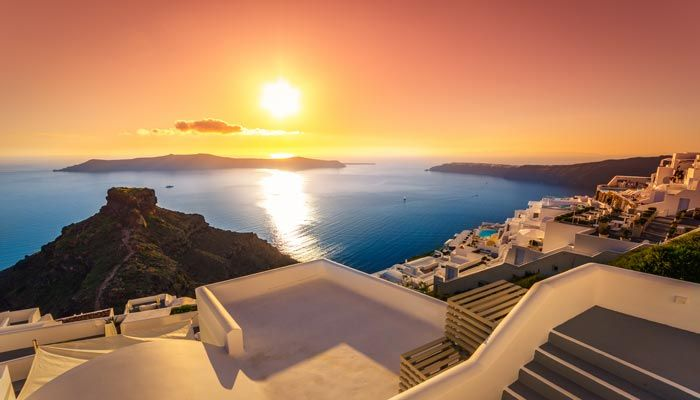 vakantie Santorini 2019