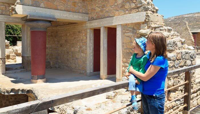 Kreta Knossos