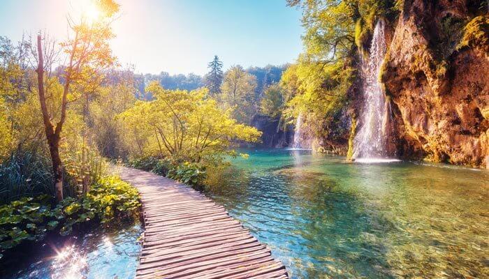 vakantie kroatie tip plitvice