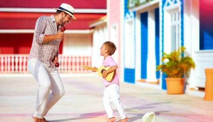 cuba beste reistijd straatmuzikanten