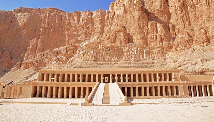 bezienswaardigheden hurghada luxor tempel hatsjepsoet