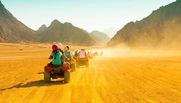 bezienswaardigheden hurghada woestijn safari