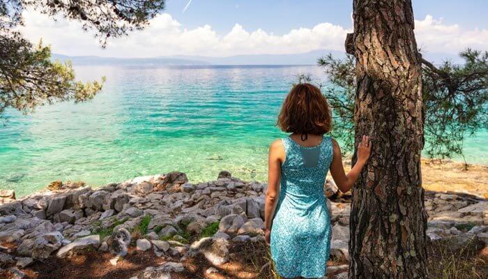 vakantie tips istrie strand