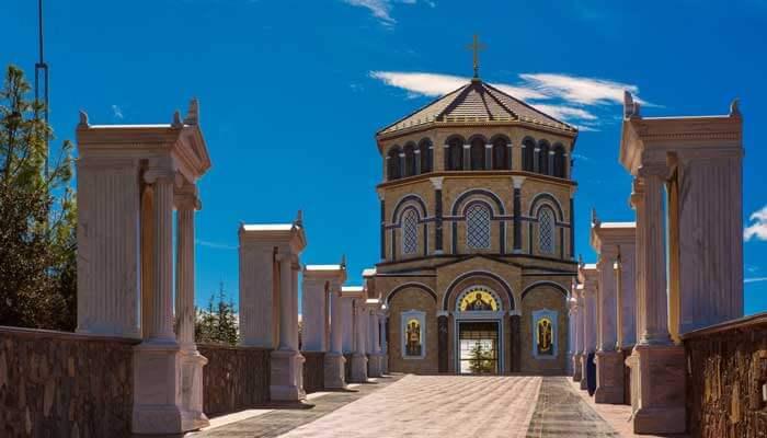bezienswaardigheden en tips cyprus kykos klooster