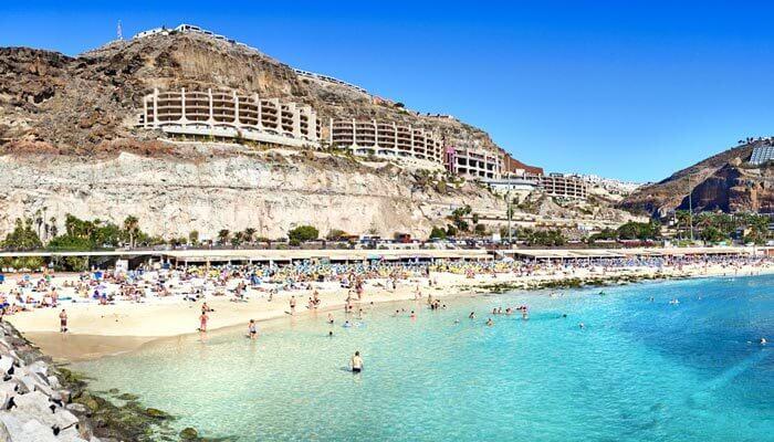 mooiste stranden gran canaria playa de amadores