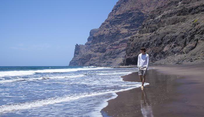 mooiste stranden gran canaria playa de guigui