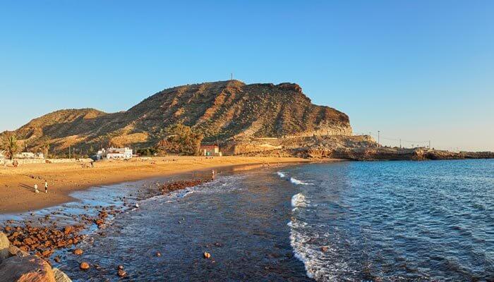 mooiste stranden gran canaria playa de tauro