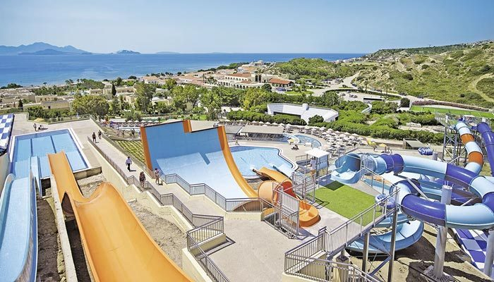 hotels met waterpark