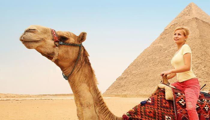 beste vakantiebestemmingen met beste reistijd september egypte