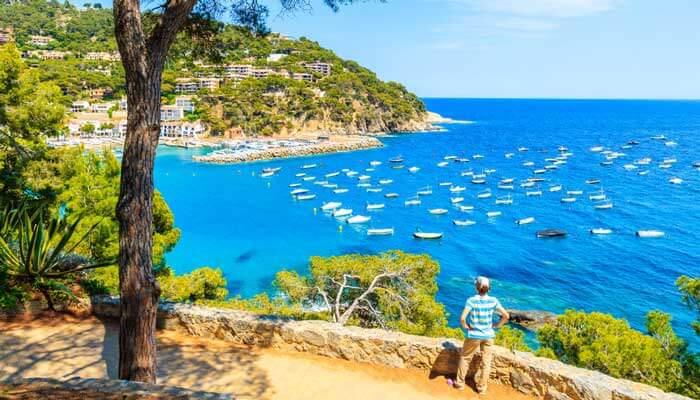 beste vakantiebestemmingen met beste reistijd september spanje