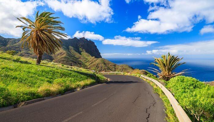 Canarische Eilanden herfst