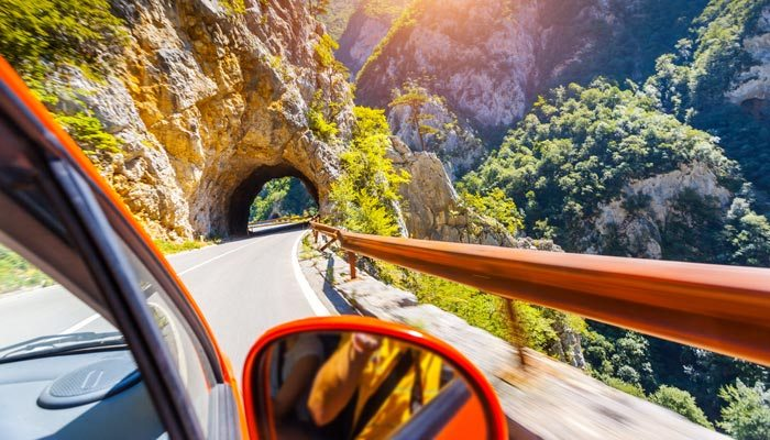 auto huren op vakantie