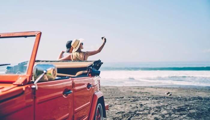 auto huren op vakantie goedkoop