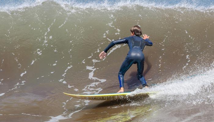 surfen op madeira december